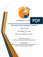 Conference Program CUREHECS2016