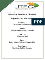 1. Prinicipios de las promociones basadas en los precios. Katherine Padilla.docx