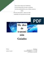 Informe Lab. Redes de Telecomunicacion