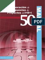 50. INN Elaboración de propuestas y proyectos i+d.pdf