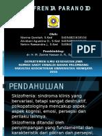 case skizofrenia paranoid.pptx