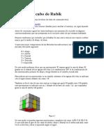 3x3x3 Resolver El Cubo de Rubik