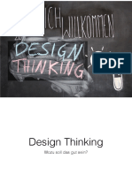 Was ist Design Thinking? WiSe 2016-17