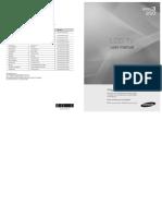 User LCD TV LN22B350F2