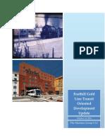 Gold Line Transit Oriented Development