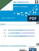 piano industria 4 0