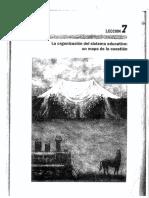 Arata y Mariño.-leccion 7 La Organizacion Del Sistema Educativo (4)