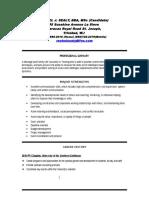 rachel sealy professional cv  1