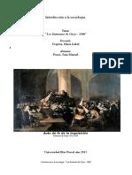 Informe de Los Fantasmas de Goya.