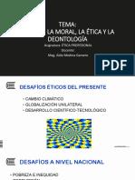 Ética Conceptos Fundamentales - 2016