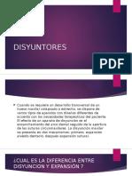 DISYUNTORES