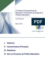 André Marques - Sistema Expectativas de Mercado