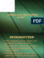 Hydro Electric Power