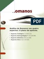 Aula Romanos - Eted 2016