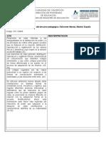 Ficha_La Estructura Del Discurso Pedagogico