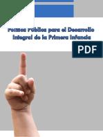 1. Política Pública Para El Desarrollo Integral de La Primera Infancia