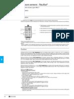 Telemecanique-XMLF100D2025-datasheet