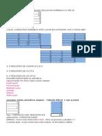 exemplos praticos Excel