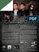 Presskit Carphatya Web