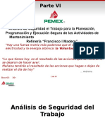 000 01 Job Safety Analysis (Spanish) Rev-00 16-Jul-10