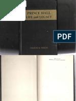 Prince Hall Life and Legacy- Charles H. Wesley