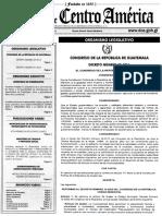 Reformas Código Municipal