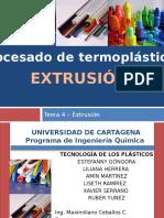 Presentacion Plasticos Extrusion