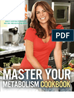 The Master Your Metabolism Cookbook by Jillian Michaels (Excerpt)