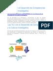 Las Tics en El Desarrollo de Competencias y La Cultura Investigativa