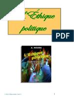 Livre Lc3a9thique Politique de a Nouda v11 3