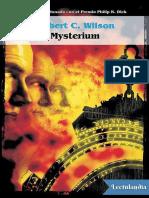 Mysterium - Robert Charles Wilson