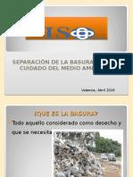 Presentacion Del Manejo de La Basura 1