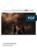 Give Air Pollution a Red Cardpdf