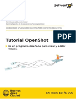 Tutorial Openshot