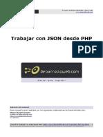 Trabajar Json Php