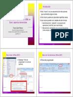 VisualBasicExcel-Subprocedures