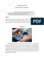 Lembar Kerja Siswa Sistem Imun