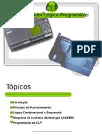Docslide.com.Br Clp Controlador Logico Programavel Topicos Introducao Principio de Funcionamento Logica Combinacional e Sequencial Diagrama de Contatos Simbologia Ladder