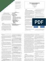 Por Que Guardamos o Domingo Em A3 PDF