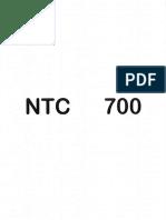 ntc 700
