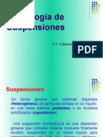 Clase Suspensiones