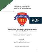 Monografia Agricola