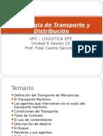 Estrategia de Transporte y Distribución