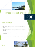 bridge research project