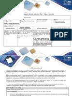 Guía de Actividades y Rubrica de Evaluación – Fase 2 - Trabajo Colaborativo