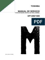 E-STUDIO12_15 Manual de Servicio