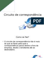 Circuito de Correspondência