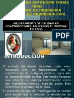 presentacion DURLOCK