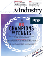 201611 Tennis Industry magazine