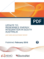 Joint AEMO ElectraNet Report 19 February 2016